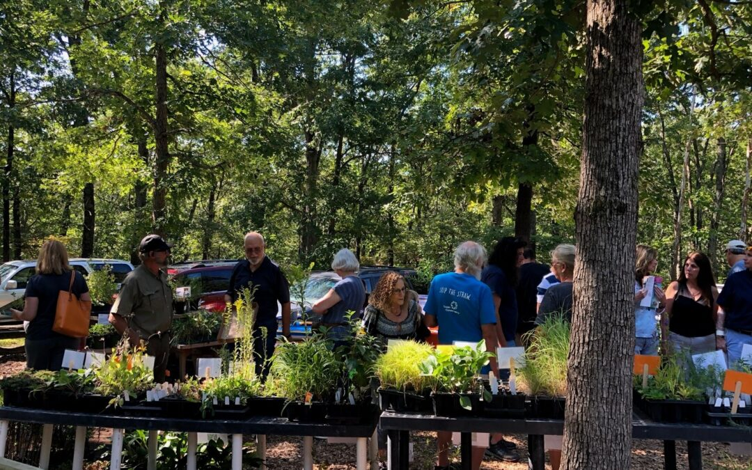 MPF World Bird Sanctuary Native Plant Sale