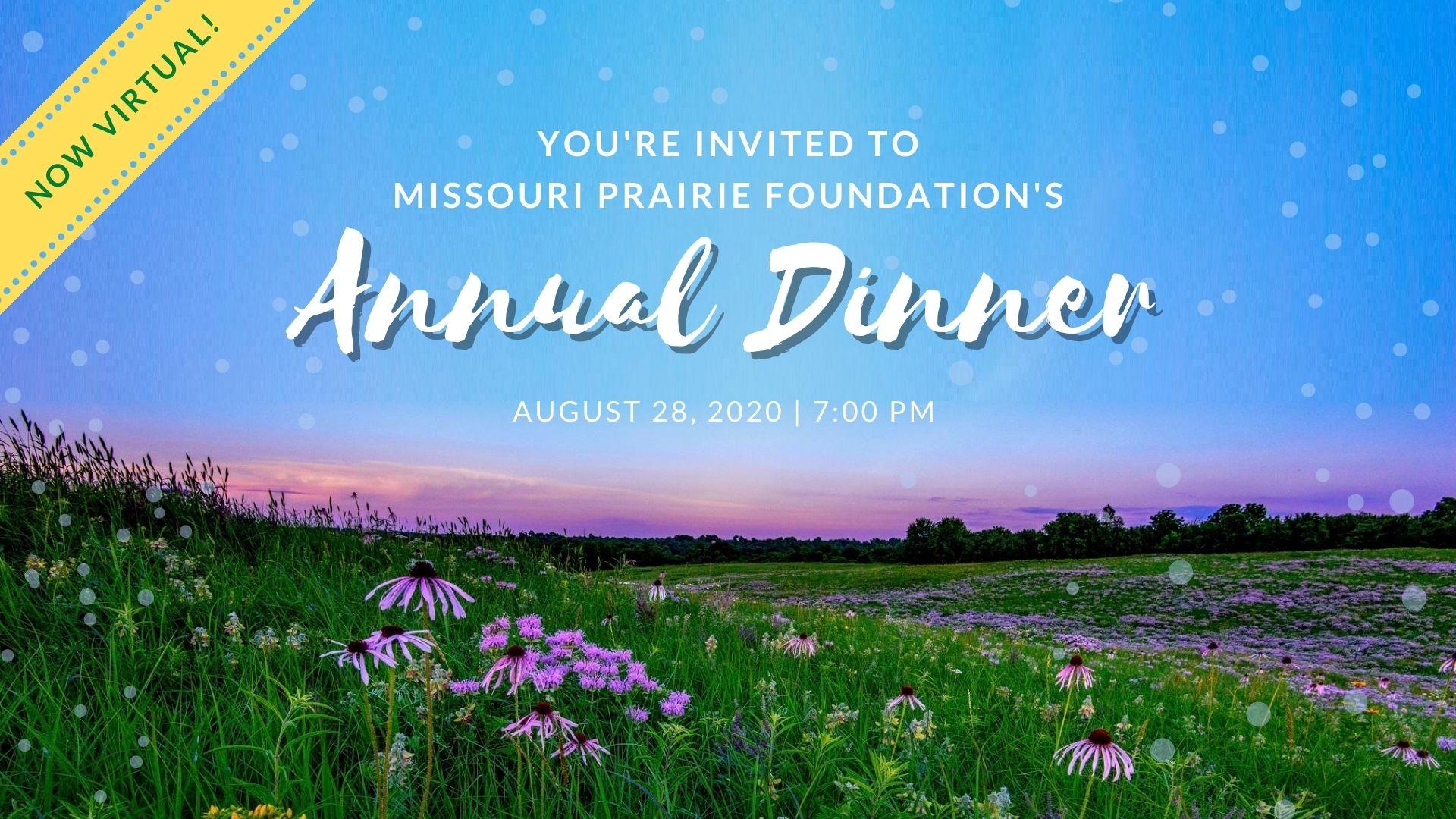 Virtual Annual Dinner